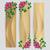 hera · folha · flores · decorado · vetor · areia - foto stock © Jugulator
