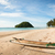 small fishing boat exotic beach stock photo © juhku