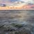 ondas · rochas · costa · longa · exposição · foto · praia - foto stock © juhku