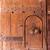 grande · velho · porta · arquitetônico · elemento - foto stock © juhku