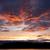 vivid sunset sky landscape stock photo © juhku