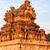 piedra · estatua · ruinas · India · edificio · construcción - foto stock © juhku