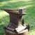 kovács · vasaló · üllő · hagyományos · kalapács · tűz - stock fotó © juhku