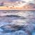 longa · exposição · mar · rochas · crepúsculo · marinha · água - foto stock © juhku