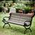 starych · zielone · ławce · parku · charakter · meble - zdjęcia stock © juhku