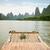 vadvizi · evezés · Norvégia · sport · csónak · jókedv · folyó - stock fotó © juhku