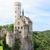 城 · ドイツ · 美しい · 森林 · 自然 - ストックフォト © juhku