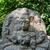 vishnu stone statue at hampi ruins stock photo © juhku