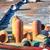 kullanılmış · duvar · yazısı · sprey · etrafında · çatı - stok fotoğraf © juhku