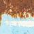 tle · zardzewiałe · starych · metaliczny · ściany · brązowy - zdjęcia stock © juhku