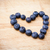 fresh blueberries in the shape of heart stock photo © julietphotography