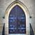 古い · 木製 · 教会 · ドア · 金属 · 石 - ストックフォト © julietphotography