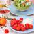 sağlıklı · vejetaryen · kahvaltı · tablo · renkli · gıda - stok fotoğraf © Julietphotography