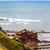 berwickshire coastal path view on the cove bay scotland uk stock photo © julietphotography