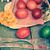 húsvét · festett · tojások · klasszikus · stílus · virágok - stock fotó © Julietphotography