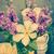 tavaszi · virágok · rusztikus · asztal · húsvét · virágok · nyár - stock fotó © Julietphotography