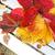 gyönyörű · fényes · őszi · levelek · fehér · pad - stock fotó © Julietphotography