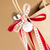 gift bag with merry christmas ribbon stock photo © juniart