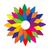 spektrum · logoterv · szivárvány · szín · kör · hurok - stock fotó © kaikoro_kgd