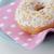 donut · icing · gekleurd · roze - stockfoto © Kajura