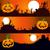 halloween · hile · vektör · şablon · afişler - stok fotoğraf © kakigori