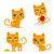orange tabby cat stock photo © kakigori