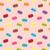 печенье · розовый · бесшовный · вектора · шаблон · линия - Сток-фото © kakigori