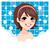femme · détente · bain · souriant - photo stock © kakigori