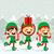 クリスマス · サンタクロース · ブーツ · 芸術 · 漫画 - ストックフォト © kakigori