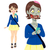 zombie girl smartphone stock photo © kakigori