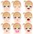 baby girl expressions stock photo © kakigori