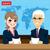 tv · adás · hírek · rendkívüli · hírek · média · televízió - stock fotó © kakigori
