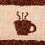 kávéscsésze · zsákvászon · zsák · pörkölt · bab · rusztikus - stock fotó © kalozzolak