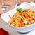indian side order food   phad thai gung stock photo © kalozzolak