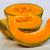 新鮮な · 黄色 · 2 · 全体 · スライス · メロン - ストックフォト © kalozzolak