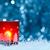 noël · peu · maison · décorations · neige - photo stock © kalozzolak