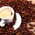 кофе · бобов · белый · кофе · пить - Сток-фото © kalozzolak