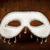 carnaval · masker · houten · tafel · rustiek · festival - stockfoto © kalozzolak