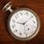 relógio · de · bolso · mecanismo · tabela · primavera · madeira - foto stock © kalozzolak