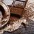 銀 · ほこり · チョコレート · 古い · チョコレートバー - ストックフォト © kalozzolak