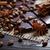 csokoládé · szelet · kávébab · fűszer · étel · fa · csokoládé - stock fotó © kalozzolak