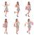 moda · zakupy · szczęśliwy · kobieta · worek · sukienka - zdjęcia stock © kalozzolak