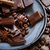 lezzet · baharatlar · kahve · ev · arka · plan · yaprakları - stok fotoğraf © kalozzolak