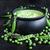 緑 · エンドウ · オリーブオイル · セラミック · ボウル · 表 - ストックフォト © karaidel