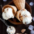 delicioso · francês · baunilha · sorvete · tiro · fundo - foto stock © karaidel