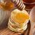 panquecas · mel · caseiro · panqueca · oliva - foto stock © Karaidel