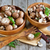 friss · organikus · zöldségek · fából · készült · asztal · vízcseppek - stock fotó © karaidel