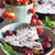 clafoutis with cherry stock photo © karaidel