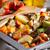 pompoen · pannenkoeken · siroop · selectieve · aandacht · ontbijt · lunch - stockfoto © karaidel