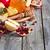 nar · elma · bal · elma · geleneksel · gıda - stok fotoğraf © Karaidel